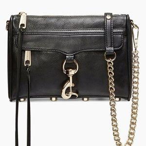 NEW Rebecca Minkoff  Mini M.A.C. purse